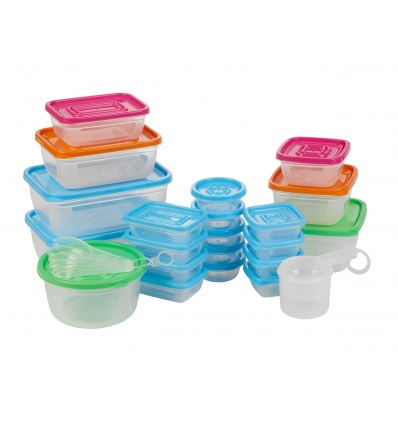 52pc Food Storage Boxes Containers Set [234469]