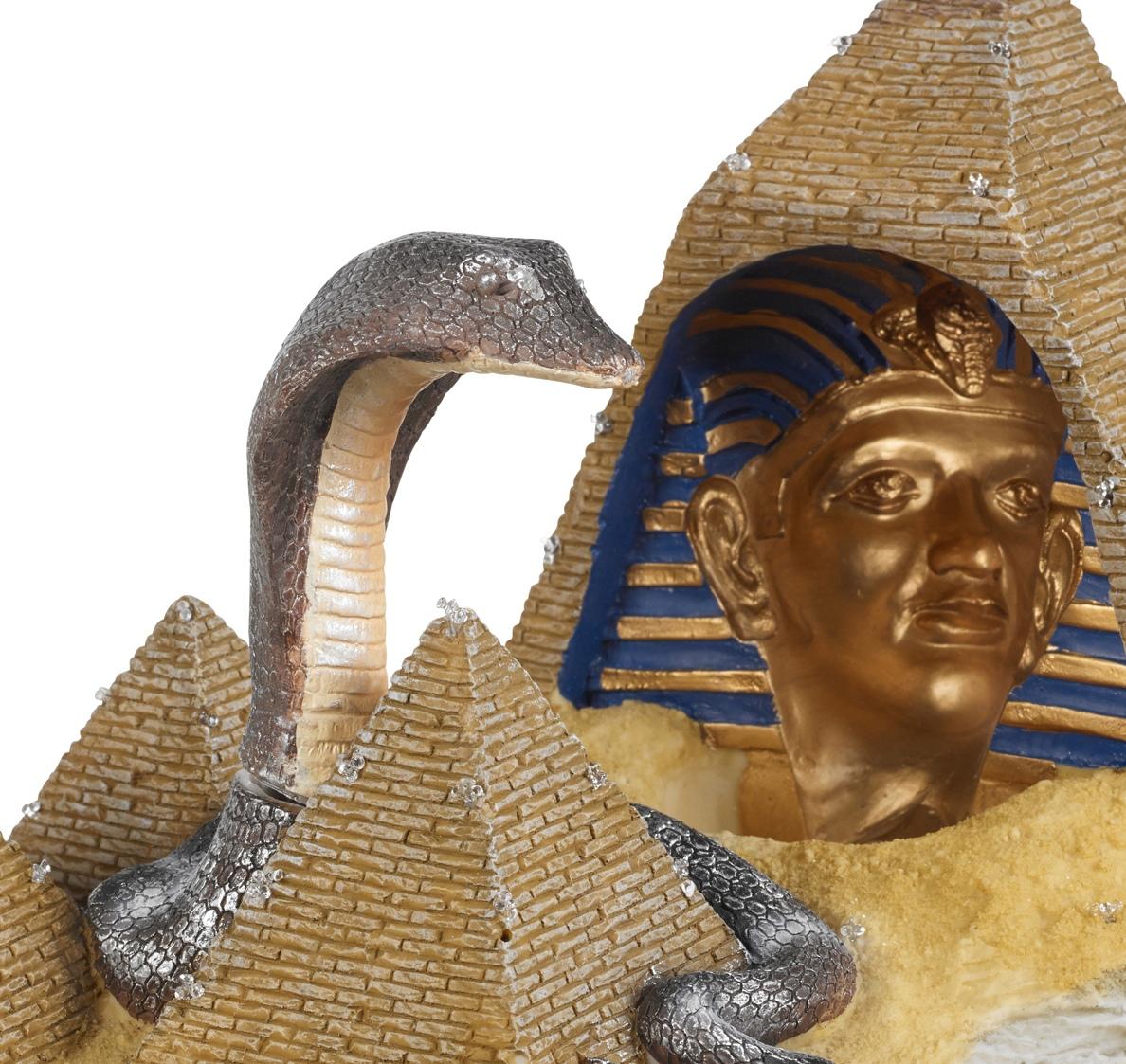 Exercise Bike Egypt: Light Up 3D Pharaoh's Promise 2 Model Of Egyptian Pyramids