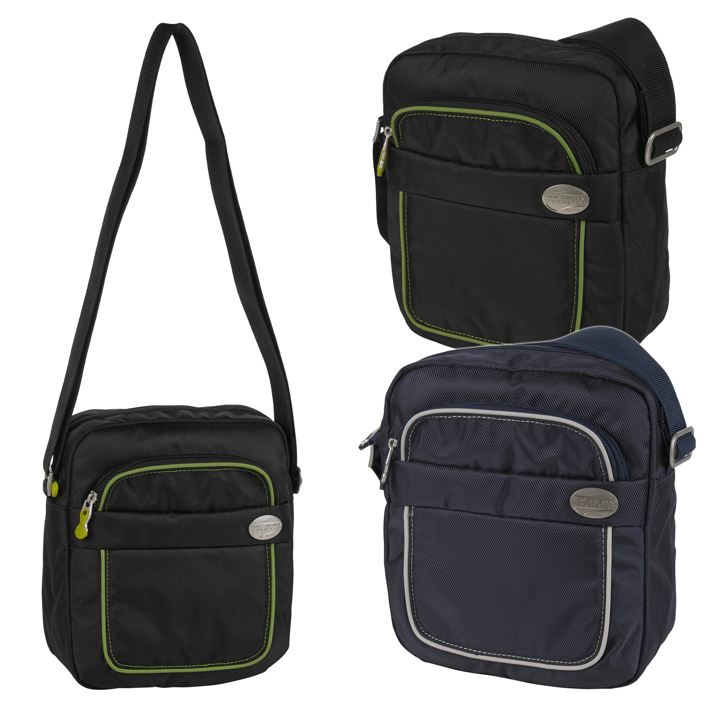 american tourister shoulder bag