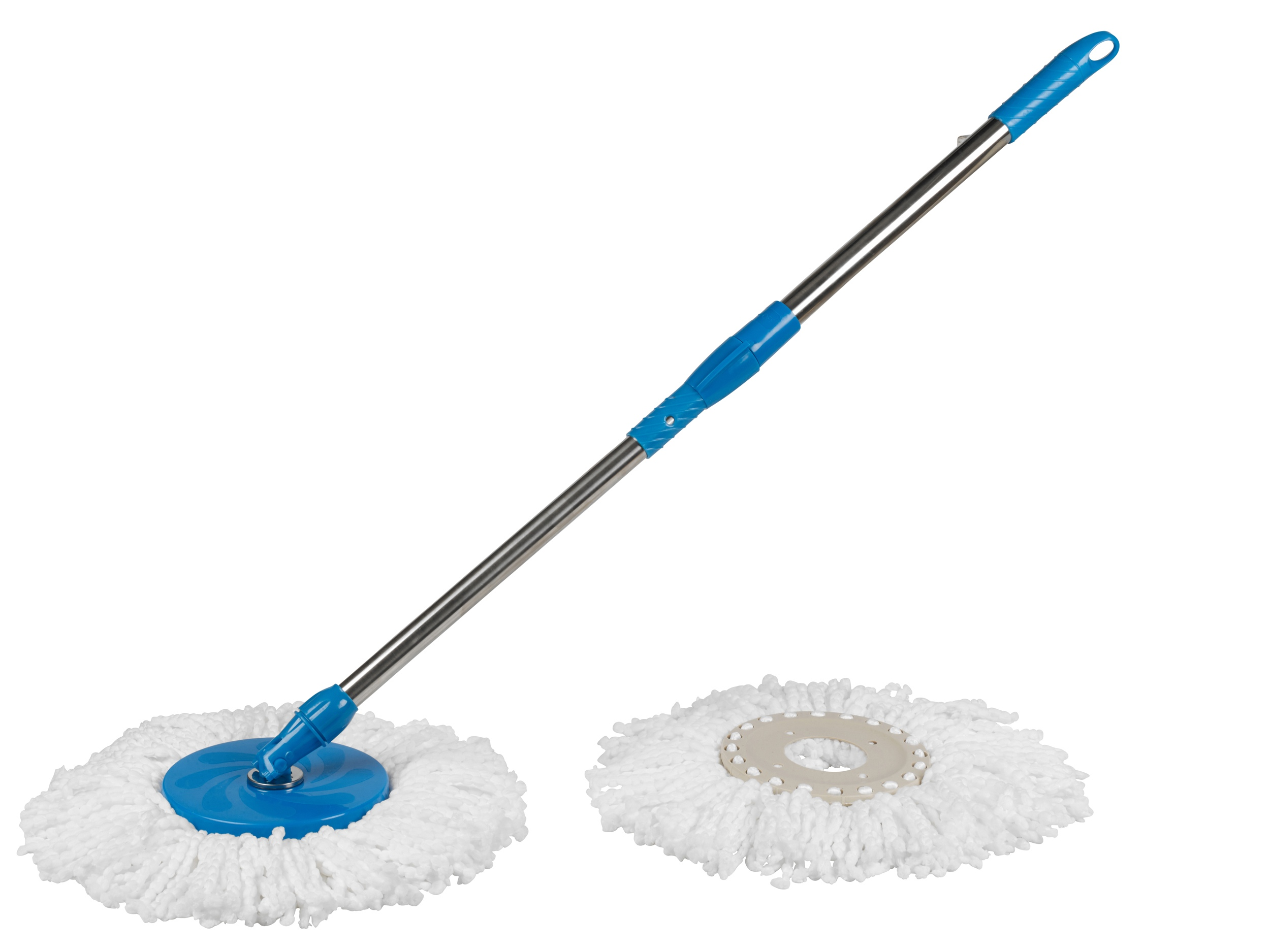 Microfiber 360 176 Spin Magic Mop With Bucket Cleaning Kit