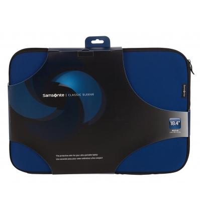 "Samsonite Classic Laptop Sleeve 18.4"""