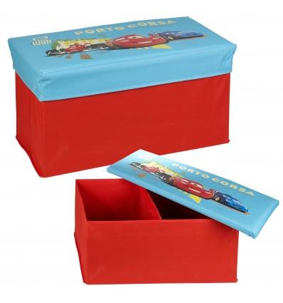 Disney Pixar Cars Ottoman Storage Bench [000957]