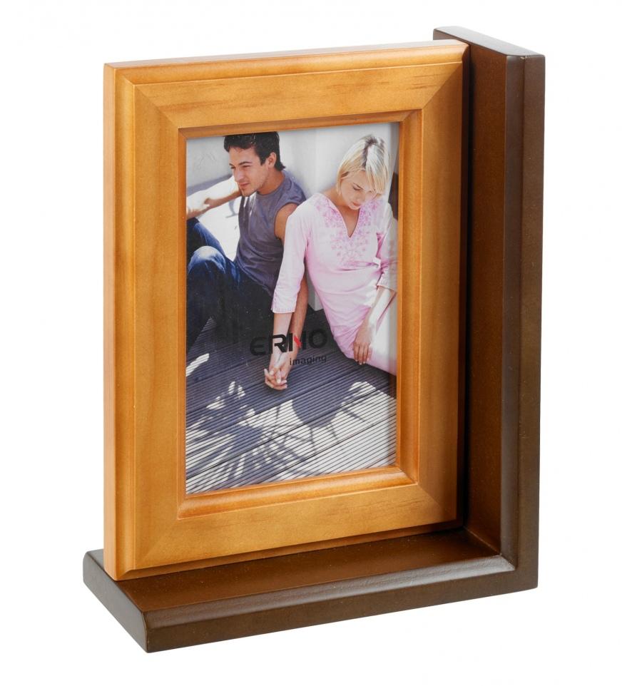 wooden stand picture frame left 072129 285468. Black Bedroom Furniture Sets. Home Design Ideas