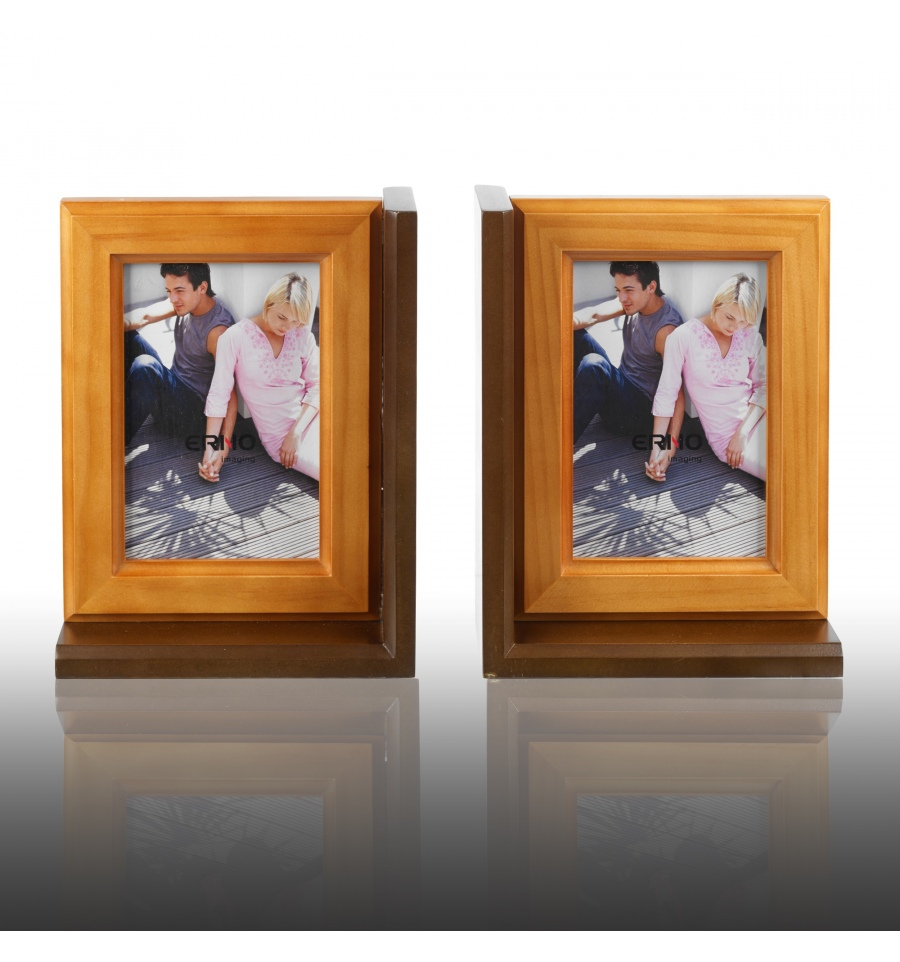 Wooden Toy Cars >> Wooden Stand Picture Frame (Right) [072136] - 285460