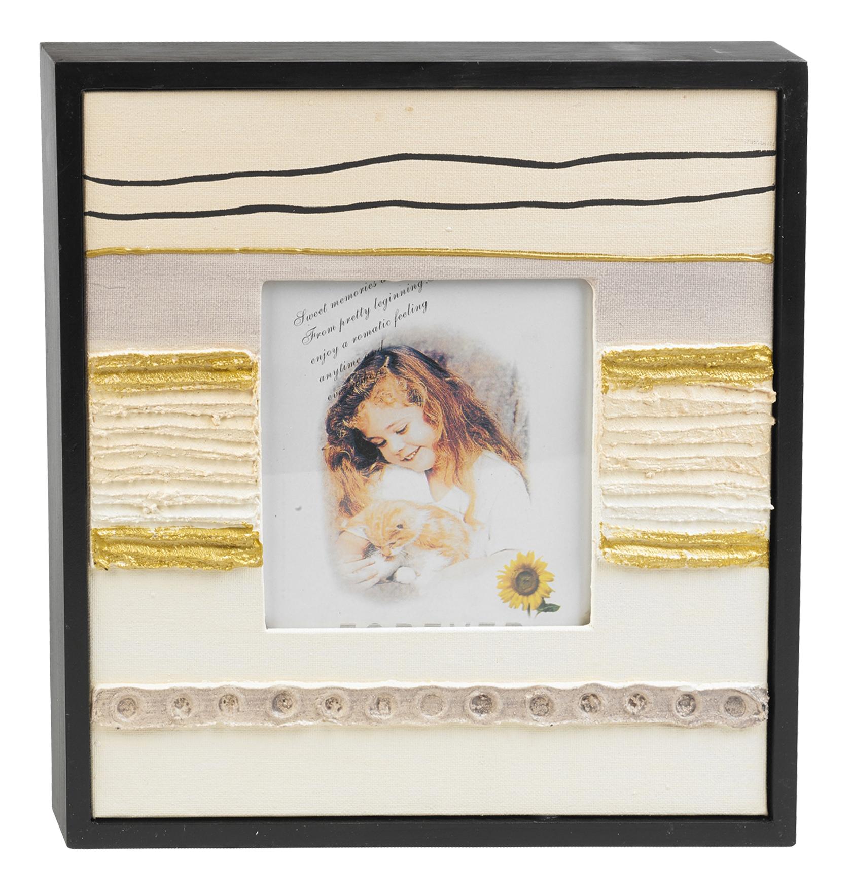 decorative canvas photo picture frame art kids bedroom nursery wall hanging ebay. Black Bedroom Furniture Sets. Home Design Ideas